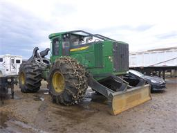 JOHN DEERE 948L Grapple Skidder
