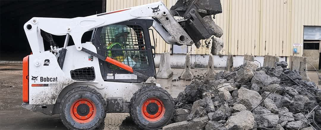 used bobcat equipment